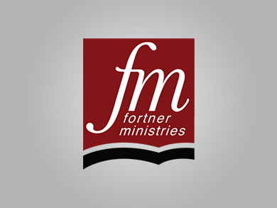 Fortner Ministries Logo the open book