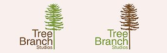 Tree Branch Studios Proposed logo sheet