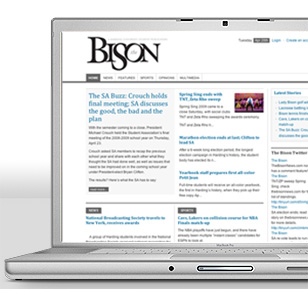 The Bison News Website