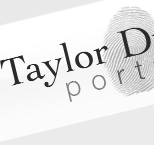 TaylorDurham.com Portfolio Logo