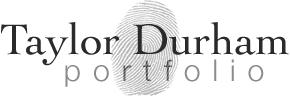 Taylor Durham Portfolio Logo